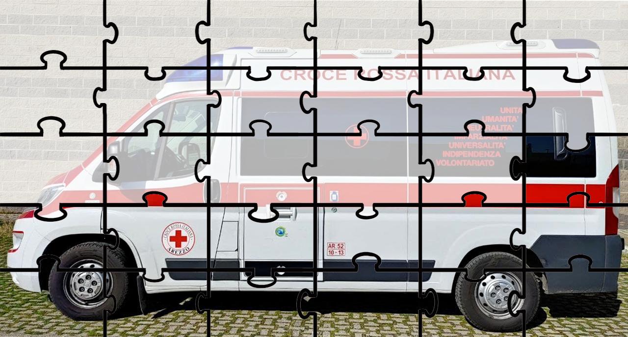 Dona un Tassello per la nuova ambulanza!