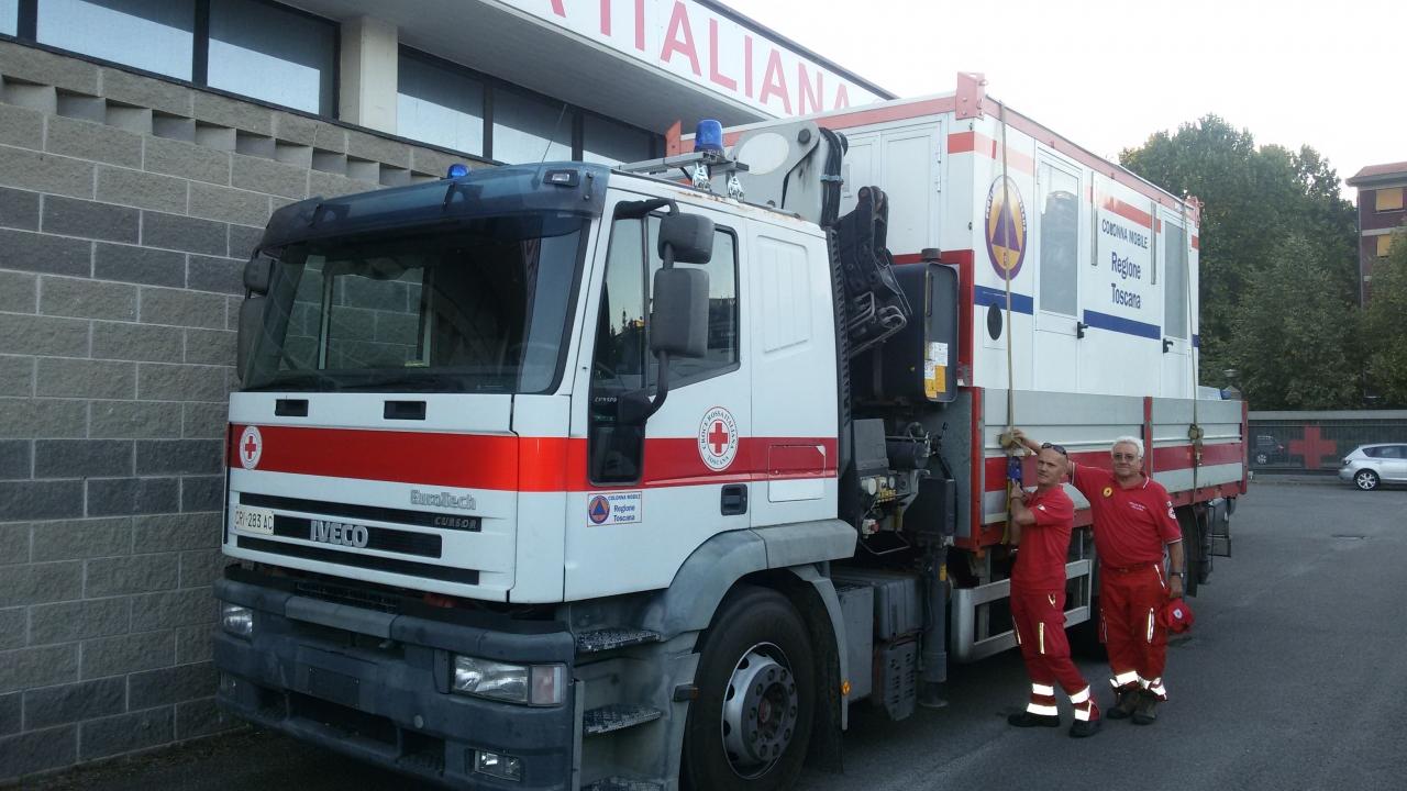 Emergenza - Terremoto Centro Italia