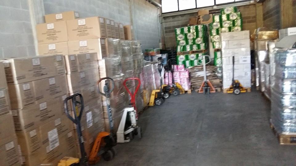 Emergenza - Terremoto Centro Italia -                                 Raccolta Materiali e Alimenti