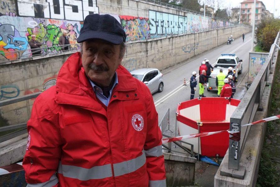 Esercitazione Croce Rossa 26 Novembre 2016
