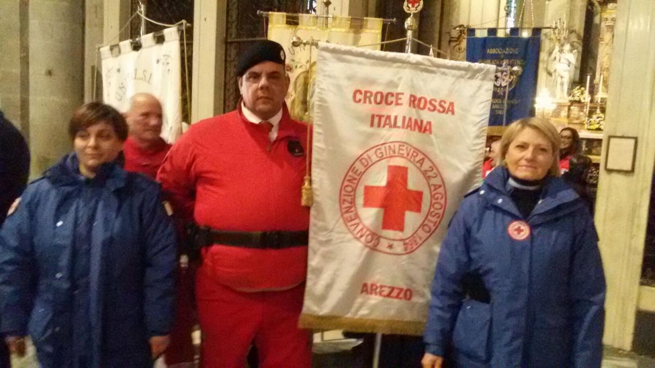 Croce Rossa e la Giornata Mondiale del Malato