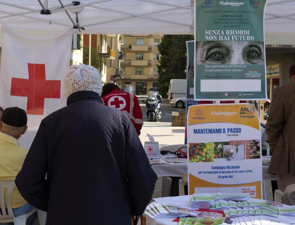 Giornata Mondiale di prevenzione dell'Alzheimer
