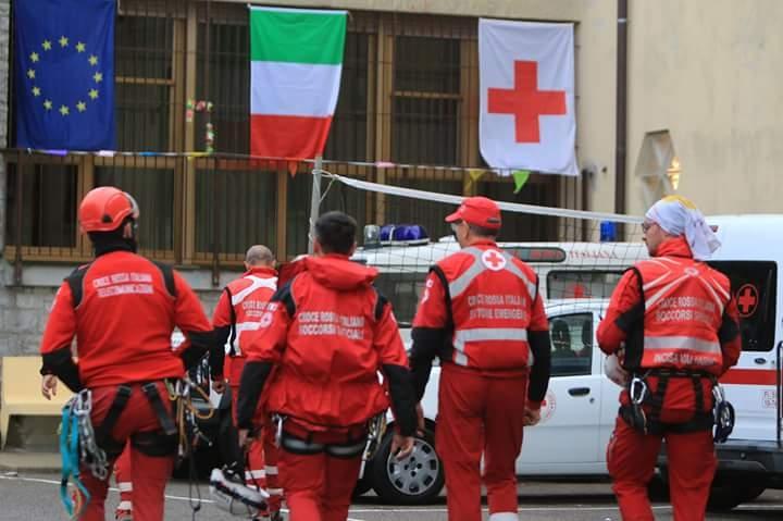 Campo Scuola Attività Emergenza CRI Toscana 2018 - Adesioni