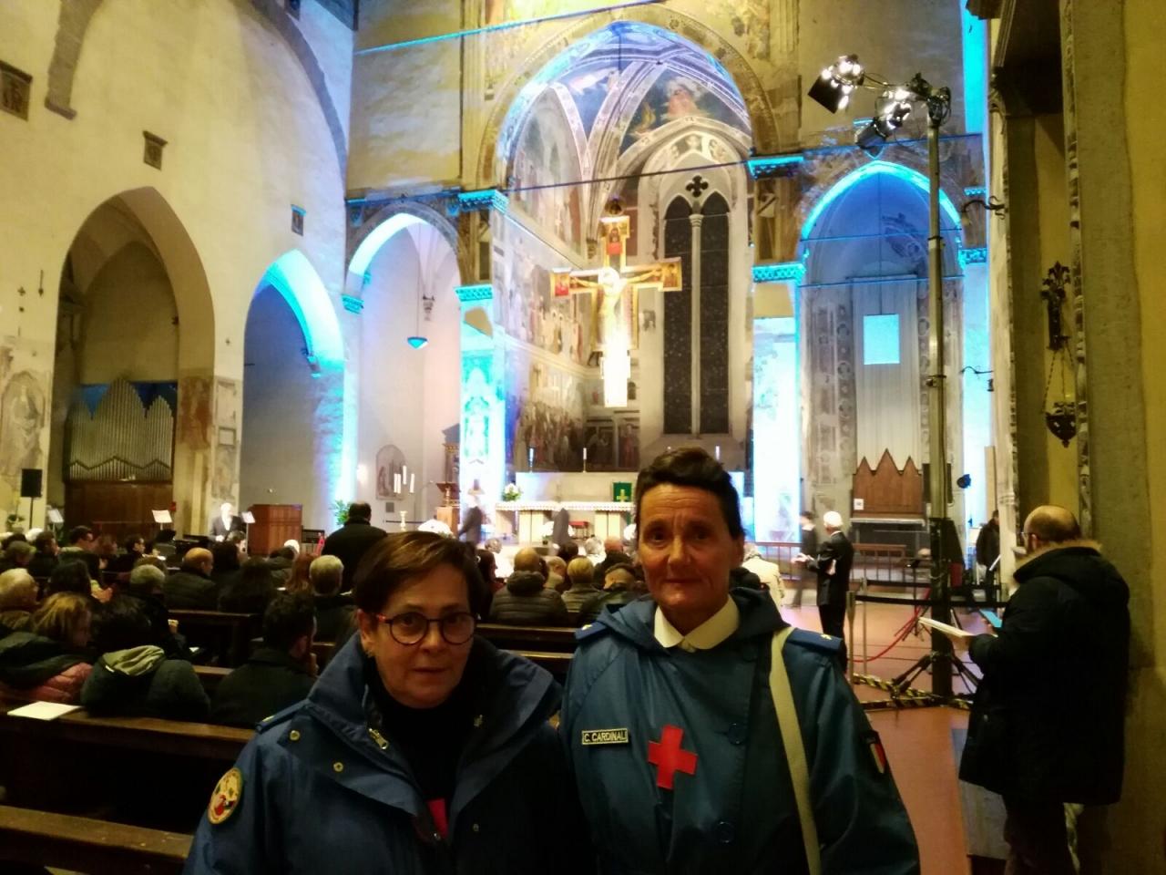 Servizi Crocerossine CRI Arezzo