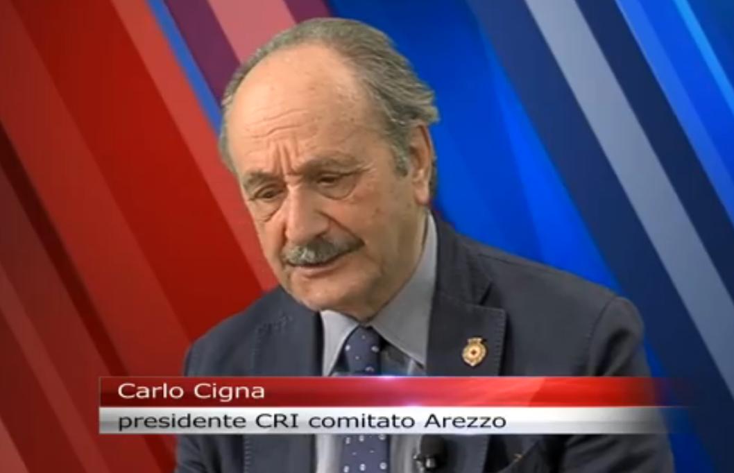 Giornata Internazionale della Croce Rossa, intervista al Presidente della Croce Rossa Italiana Comitato di Arezzo