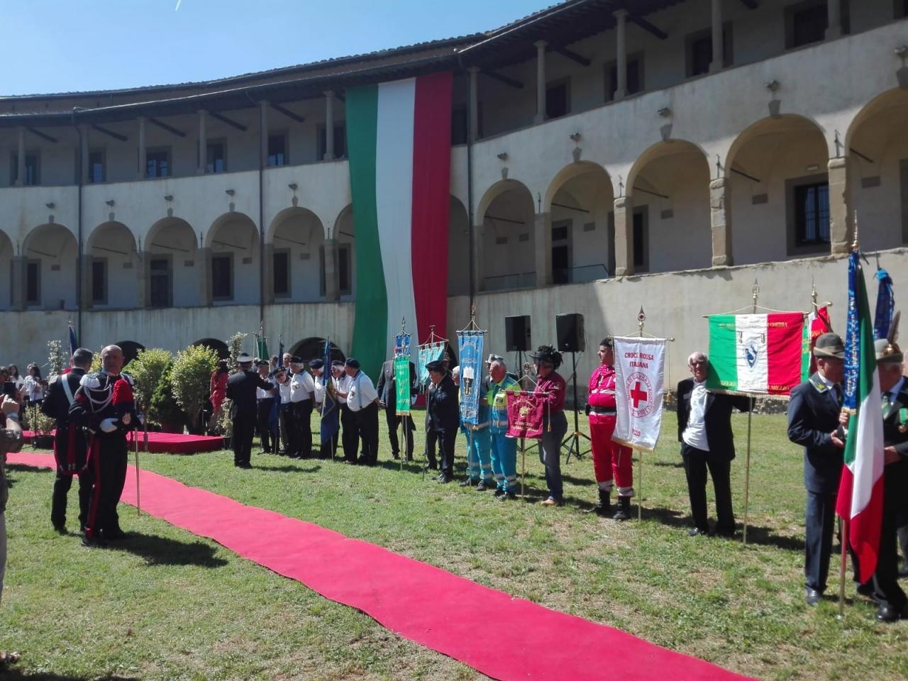 Festa della Repubblica 2 Giugno 2018 Arezzo