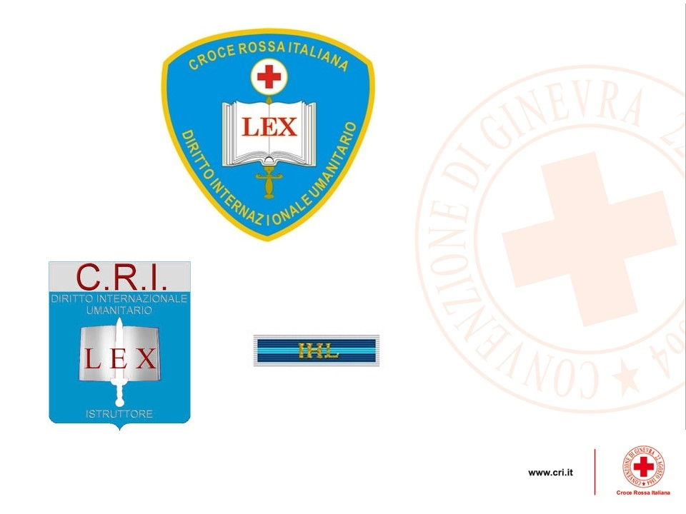 58° Corso nazionale di qualificazione per Ufficiali delle FF.AA. sull'applicazione del DIU nei conflitti armati.