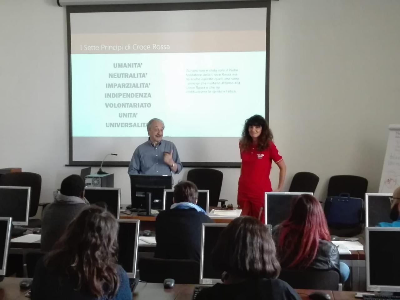Formazione ai Volontari del Servizio Civile presso Procura e Tribunale Arezzo