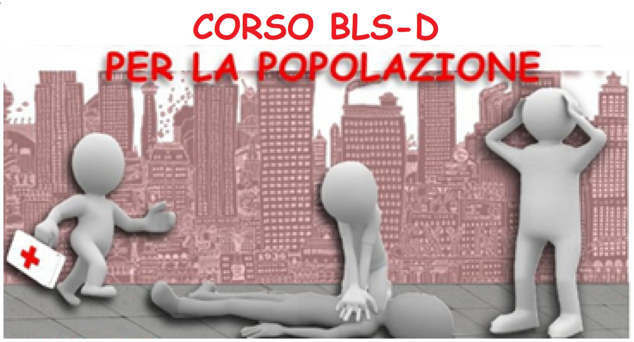 Corso BLS-D rivolto alla popolazione laica
