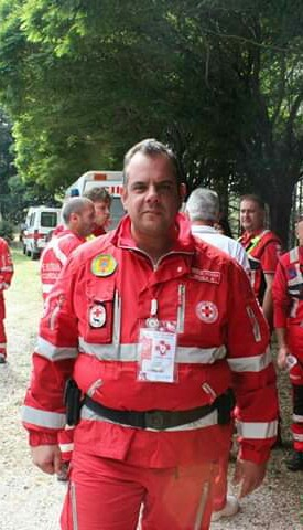 Lutto per la prematura scomparsa del Volontario Nicola Bocciardi