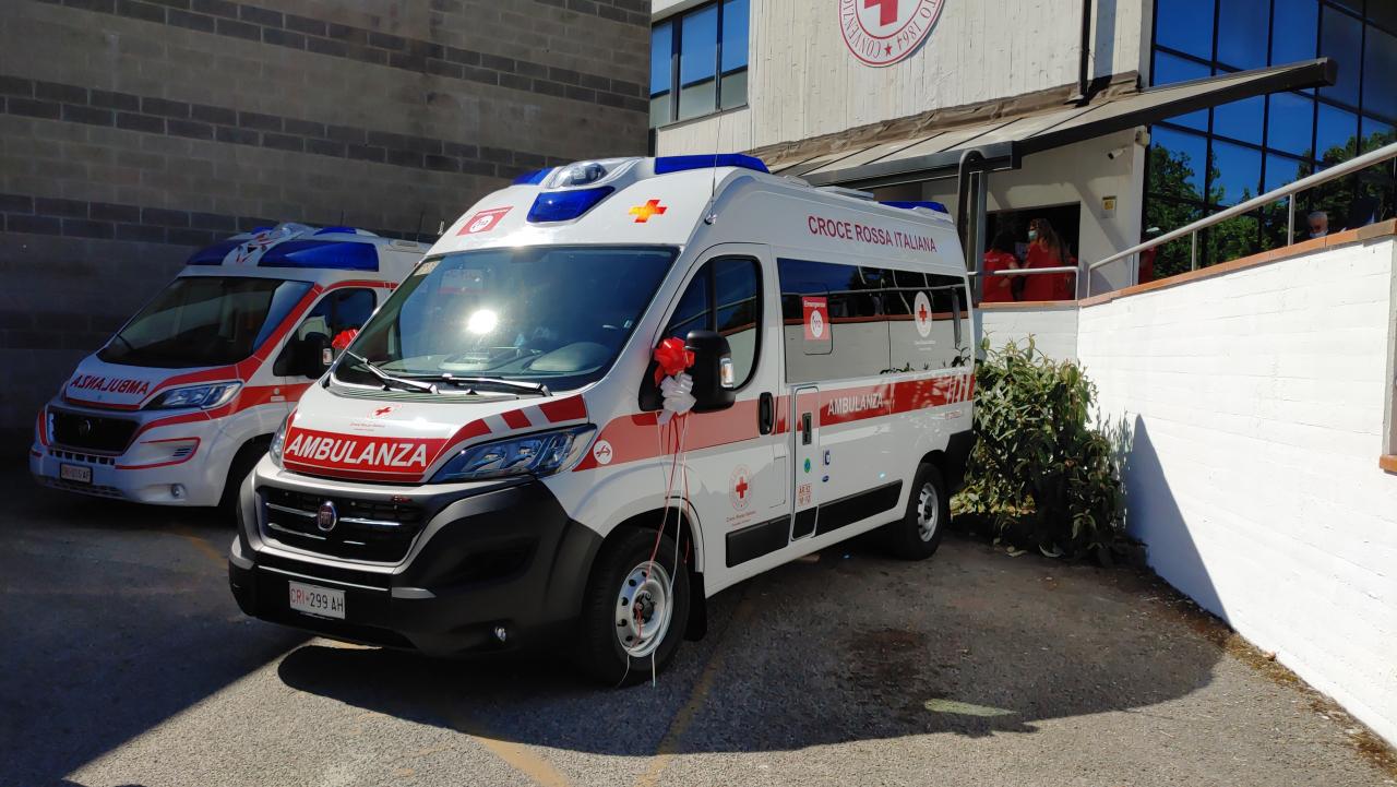 Inaugurata la nuova Ambulanza a Pressione Negativa